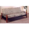Wood And Metal Futon Combination 2247 (CO)