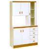 Kitchen China Cabinet 224-BRD (HS)