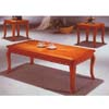 3-Pc Ribbon Oak Occasional Set 2981 (WD)