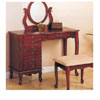 Cherry Finish Vanity Set 300073 (COfI)