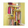 Rubbermaid Configurable 3 to 6 ft. Closet Kit 3.00E+24(RUBFS