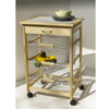 Pine Kitchen Cart 34123(OI)