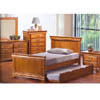 Louis Phillipe Youth Bedroom Set 400051_(CO)