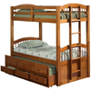 Twin/Twin Triplet Bunkbed 401_(PI)