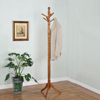 Nostalgic Oak Twist Coat Rack 451Z(PW)