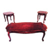 3 Pc Coffee/End Table Set 4644_ (VL)