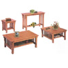 Mission Style Coffee Table 4682-O (VL)