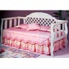 White Wash Lattice daybed 4814 (CO)