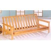 Natural Finish Trimline Futon Frame 4836 (CO)