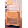 Honey Oak Finish Kitchen Cart 5030 (CO)