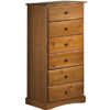 Solid Wood Lingerie Chest 536_(PI)