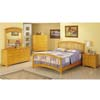Queen Size 6-Piece Bedroom Set 6630Q (A)