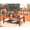 Cherrry Finish Coffee Table 700098 (CO)