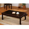 Cappuccino Finish Coffee Table 700128 (CO)