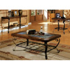 Brown Finish Occasional Tables 70017_(CO)