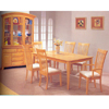 Sicily Maple Dinette Table  7280 (A)