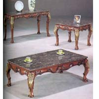 Marble Top Occasional Tables 881_ (A)