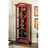 Curio Cabinet in Cherry 950192(CO)