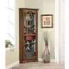 Corner Curio Cabinet 950195(CO)