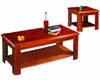 Mahogany Wood Coffee Table CT-201(CR)