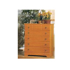 Solid Wood Chest Of Drawers F4344(PX)