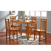 Solid Wood Dinette Set PCH254FL/PCH1255MA(ES)