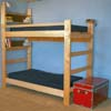 Heavy Duty All Sizes Solid Wood Bunk Bed (hdswbb)