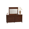 Mission Bay 6 Drawer Dresser 86024C125-AB-KD-U (LN)