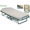 The Vienna Extra Long Bed With Premium Mattress 92355 (LBFS)