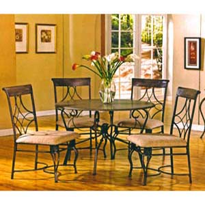 5-Piece Renaissance Dinette Set 2030/3030 (ML)