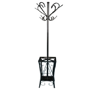 Coat Rack With Umbrella Stand 2040(PJFS20)