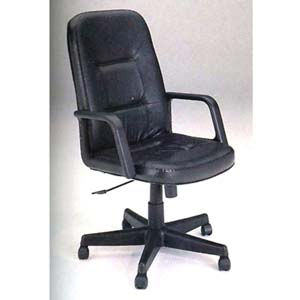 Genuine Leather Office Chair 2339 (A)
