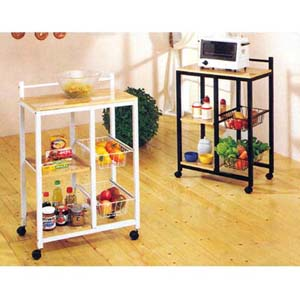 Kitchen Cart 2526 (PJ25)(Free Shipping)