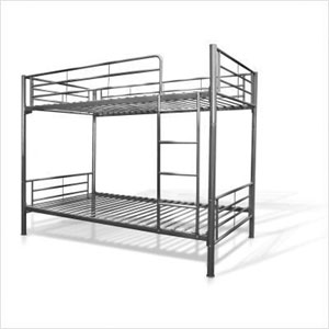 Metal Bunk Bed Twin Over Twin 38-6709-067(AFAFS)