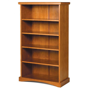 Solid Wood Pine Ridge Bookshelf 4118(WCFS)