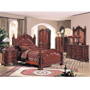 renaissance bedroom set 6674 77 80 a