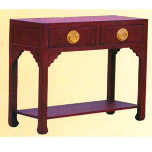 Console Table With Two Drawers 9002 (PJ)