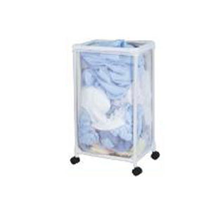 Laundry Helpers Mesh Hamper With Wheels Mh10441 Hdsfs8