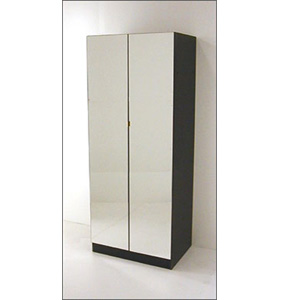 Wardrobe With Full Mirror Front C-76 x 30 (VF)