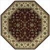 Octagon Shape Rug
