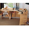 Tool Free Office Desks