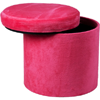In The Zone Round Storage Ottoman 00713537_(WFS)