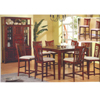 7 Pc Counter Height Dining Set 100548/49 (CO)