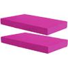 Sensations Memory Foam Mattress Set of 2 (WFS189)