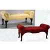 Beige/Wine Bench 1680 (WDFS50)