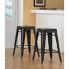 Tabouret 24-in. Metal Counter Stools (Set of 2) 119273_(OFS)