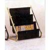 Brass Frame Magazine Rack 2138 (A)
