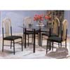 Dinette 5 Piece Set 2166BK(A)