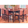 5-Pc Counter Height Dining Set 22002 (HB)
