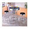 Chrome Plated Bar Table F2009 (PX)